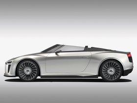 Ver foto 7 de Audi E-Tron Spyder Concept 2010
