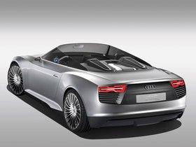 Ver foto 6 de Audi E-Tron Spyder Concept 2010