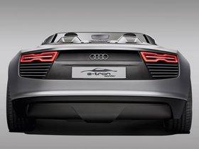 Ver foto 5 de Audi E-Tron Spyder Concept 2010