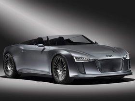 Ver foto 4 de Audi E-Tron Spyder Concept 2010