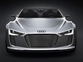 Ver foto 3 de Audi E-Tron Spyder Concept 2010