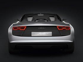 Ver foto 2 de Audi E-Tron Spyder Concept 2010