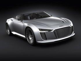 Ver foto 1 de Audi E-Tron Spyder Concept 2010