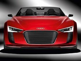 Ver foto 35 de Audi E-Tron Spyder Concept 2010