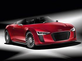 Ver foto 33 de Audi E-Tron Spyder Concept 2010
