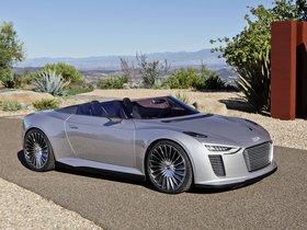 Ver foto 31 de Audi E-Tron Spyder Concept 2010