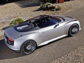 Ver foto 30 de Audi E-Tron Spyder Concept 2010