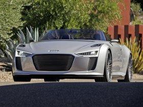 Ver foto 29 de Audi E-Tron Spyder Concept 2010