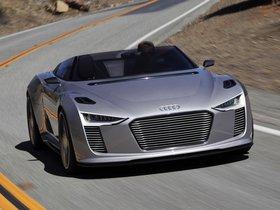 Ver foto 27 de Audi E-Tron Spyder Concept 2010