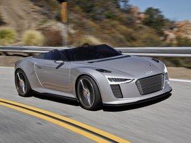 Ver foto 26 de Audi E-Tron Spyder Concept 2010