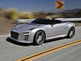 Ver foto 25 de Audi E-Tron Spyder Concept 2010