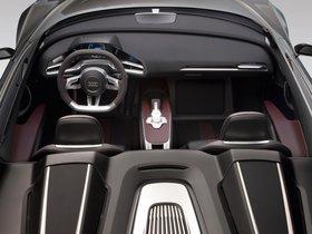 Ver foto 15 de Audi E-Tron Spyder Concept 2010