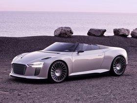 Ver foto 22 de Audi E-Tron Spyder Concept 2010