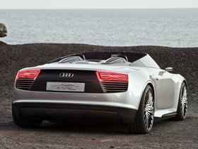 Ver foto 20 de Audi E-Tron Spyder Concept 2010