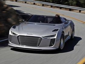 Ver foto 18 de Audi E-Tron Spyder Concept 2010
