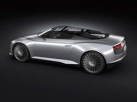 Ver foto 12 de Audi E-Tron Spyder Concept 2010