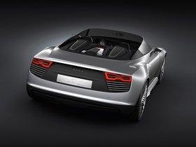 Ver foto 11 de Audi E-Tron Spyder Concept 2010