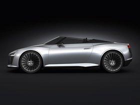 Ver foto 10 de Audi E-Tron Spyder Concept 2010