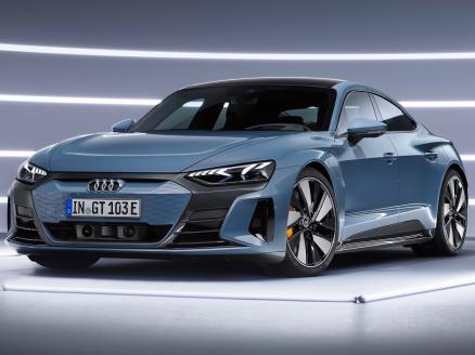 Audi e-tron GT 60 Quattro