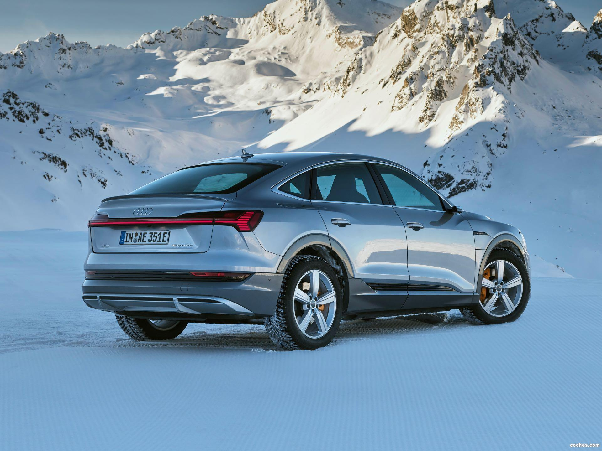 Foto 23 de Audi e-tron 55 quattro Sportback S line 2020