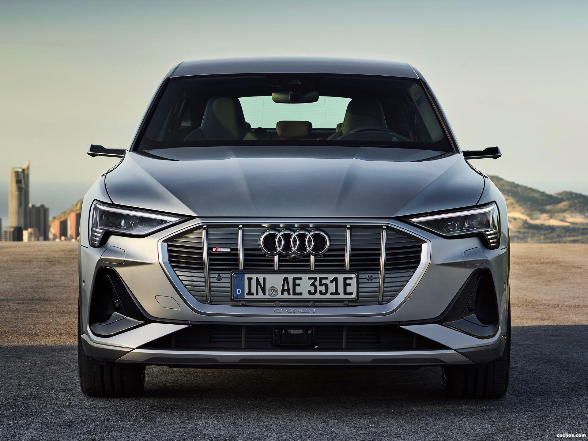 Foto 18 de Audi e-tron 55 quattro Sportback S line 2020