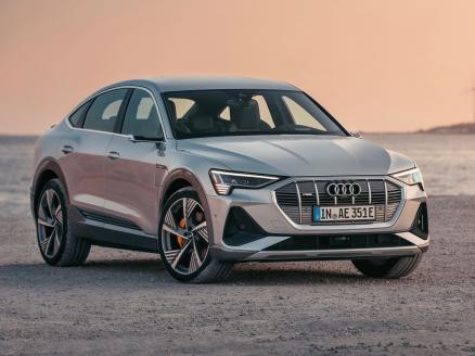 Audi E Tron Sportback 2020 Precio