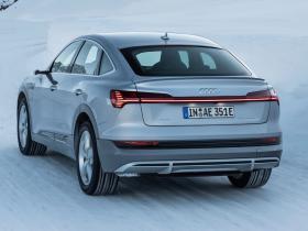 Ver foto 37 de Audi e-tron 55 quattro Sportback S line 2020