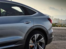Ver foto 21 de Audi e-tron 55 quattro Sportback S line 2020