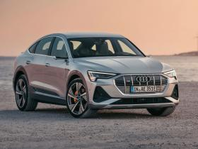 Ver foto 7 de Audi e-tron 55 quattro Sportback S line 2020