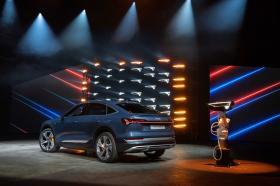 Ver foto 20 de Audi e-tron 55 quattro Sportback S line 2020