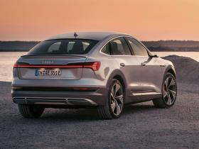 Ver foto 11 de Audi e-tron 55 quattro Sportback S line 2020