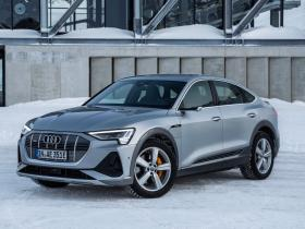 Ver foto 29 de Audi e-tron 55 quattro Sportback S line 2020