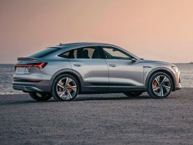 Ver foto 8 de Audi e-tron 55 quattro Sportback S line 2020