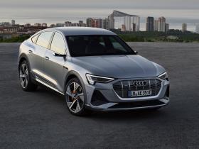 Ver foto 14 de Audi e-tron 55 quattro Sportback S line 2020