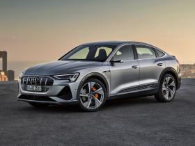Ver foto 12 de Audi e-tron 55 quattro Sportback S line 2020