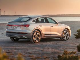 Ver foto 13 de Audi e-tron 55 quattro Sportback S line 2020