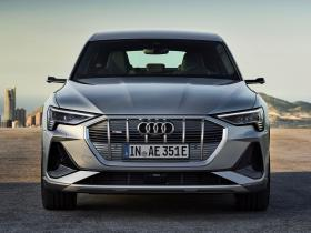 Ver foto 19 de Audi e-tron 55 quattro Sportback S line 2020