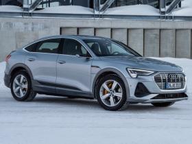 Ver foto 38 de Audi e-tron 55 quattro Sportback S line 2020