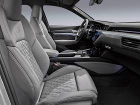 Ver foto 39 de Audi e-tron 55 quattro Sportback S line 2020
