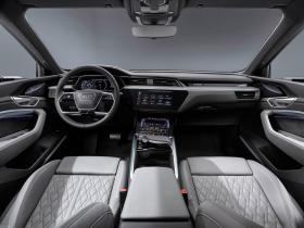 Ver foto 32 de Audi e-tron 55 quattro Sportback S line 2020