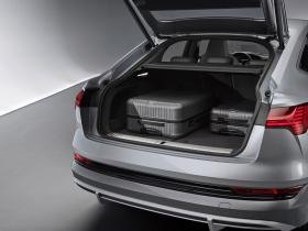 Ver foto 33 de Audi e-tron 55 quattro Sportback S line 2020