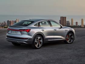 Ver foto 10 de Audi e-tron 55 quattro Sportback S line 2020