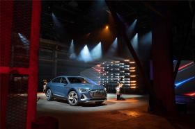 Ver foto 30 de Audi e-tron 55 quattro Sportback S line 2020