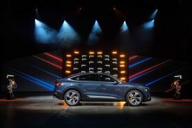 Ver foto 31 de Audi e-tron 55 quattro Sportback S line 2020