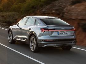 Ver foto 1 de Audi e-tron 55 quattro Sportback S line 2020