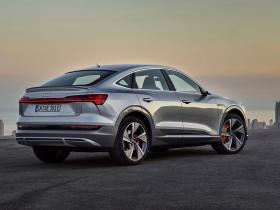 Ver foto 22 de Audi e-tron 55 quattro Sportback S line 2020