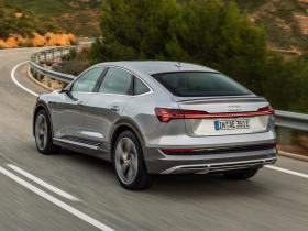 Ver foto 3 de Audi e-tron 55 quattro Sportback S line 2020