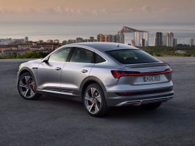Ver foto 17 de Audi e-tron 55 quattro Sportback S line 2020