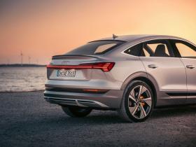 Ver foto 9 de Audi e-tron 55 quattro Sportback S line 2020
