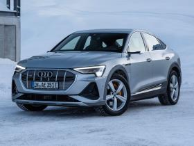 Ver foto 40 de Audi e-tron 55 quattro Sportback S line 2020